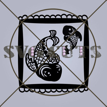 Koi Fish svg #4, Download drawings