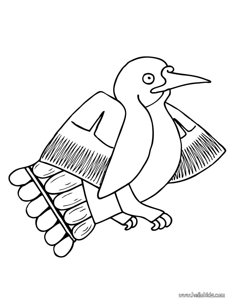 Kolibri Coloring Download Kolibri Coloring