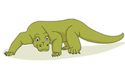 Komodo Dragon clipart #9, Download drawings
