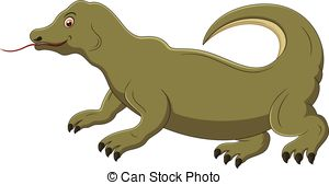Komodo Dragon clipart #11, Download drawings