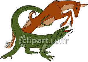Komodo Dragon clipart #6, Download drawings
