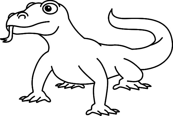 Komodo Dragon clipart #15, Download drawings