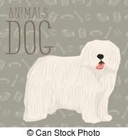 Komondor clipart #10, Download drawings