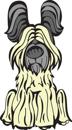Komondor clipart #1, Download drawings