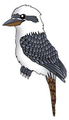 Kookaburra clipart #9, Download drawings