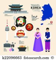 Korea clipart #6, Download drawings