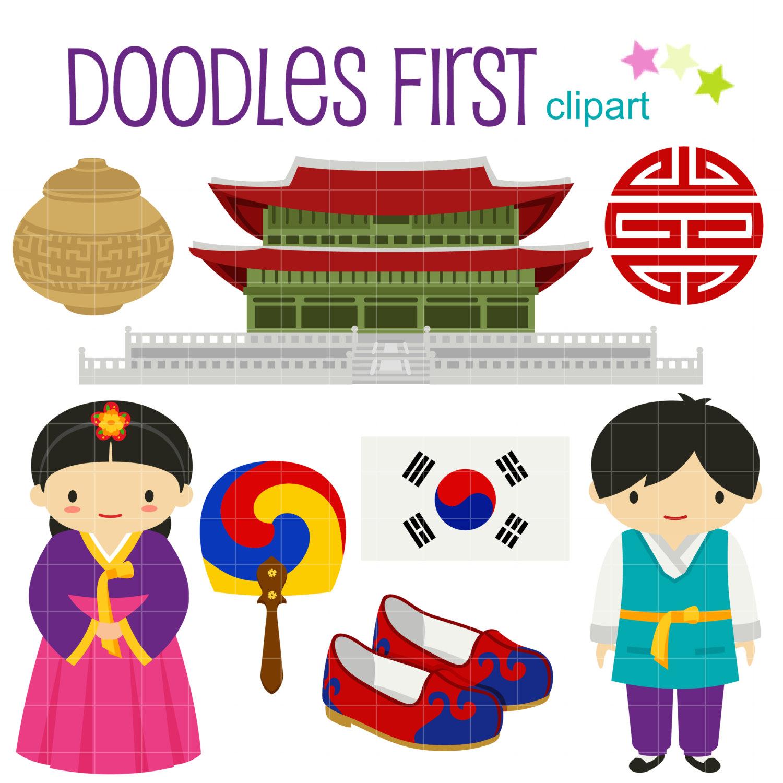 Korea clipart #14, Download drawings