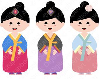 Korea clipart #4, Download drawings