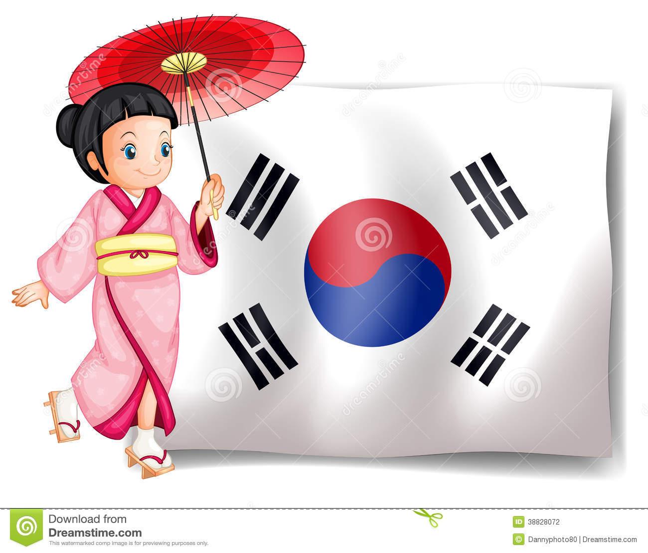 Korea clipart #2, Download drawings