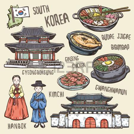 Korea clipart #12, Download drawings