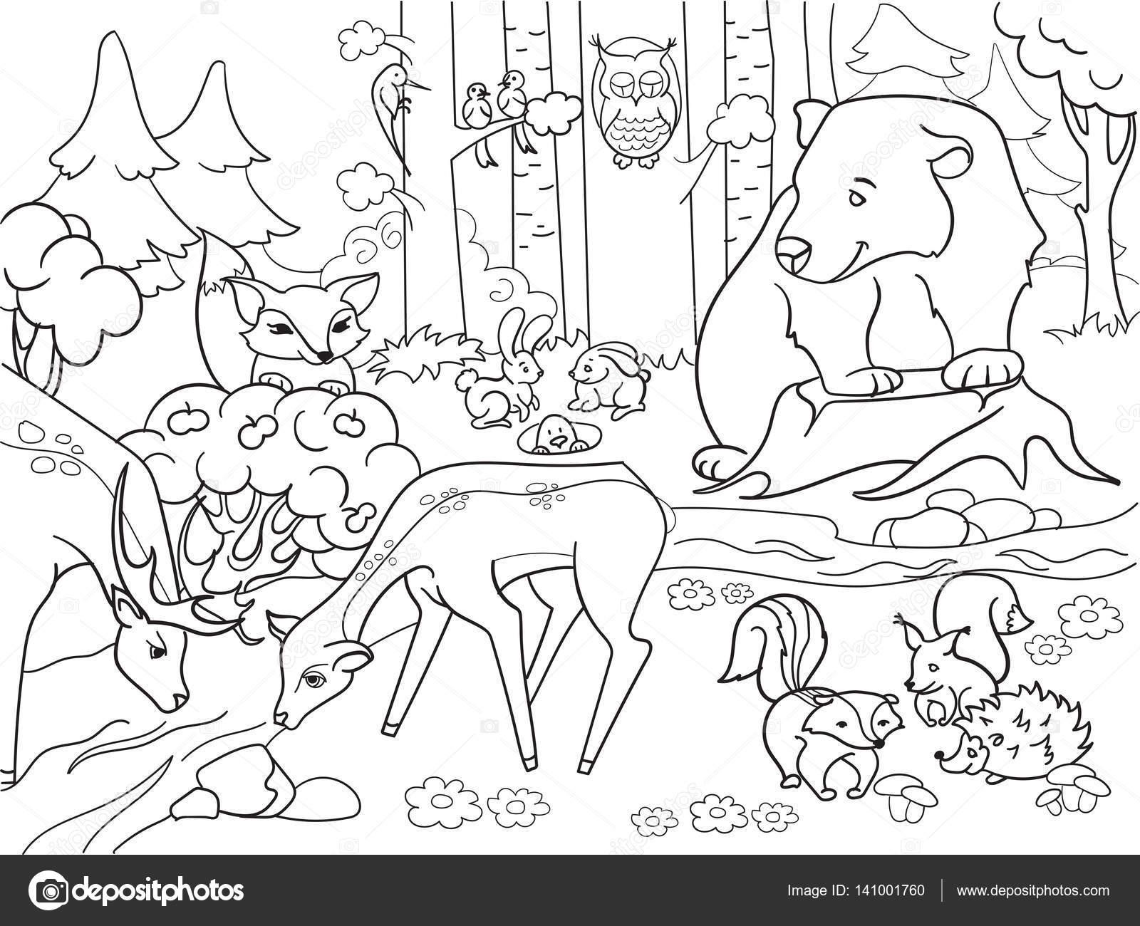 Krajobraz coloring #8, Download drawings
