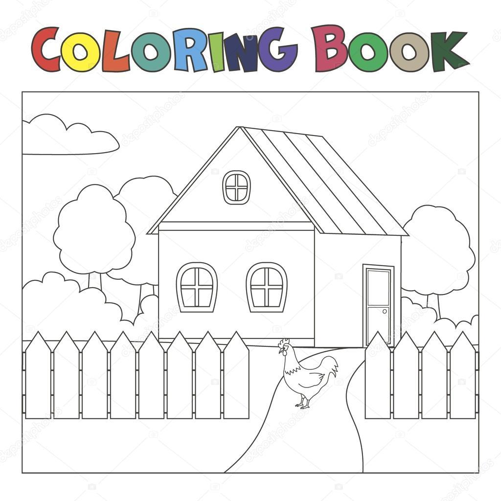 Krajobraz coloring #16, Download drawings