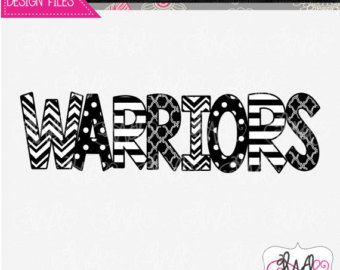 Warrior svg #3, Download drawings