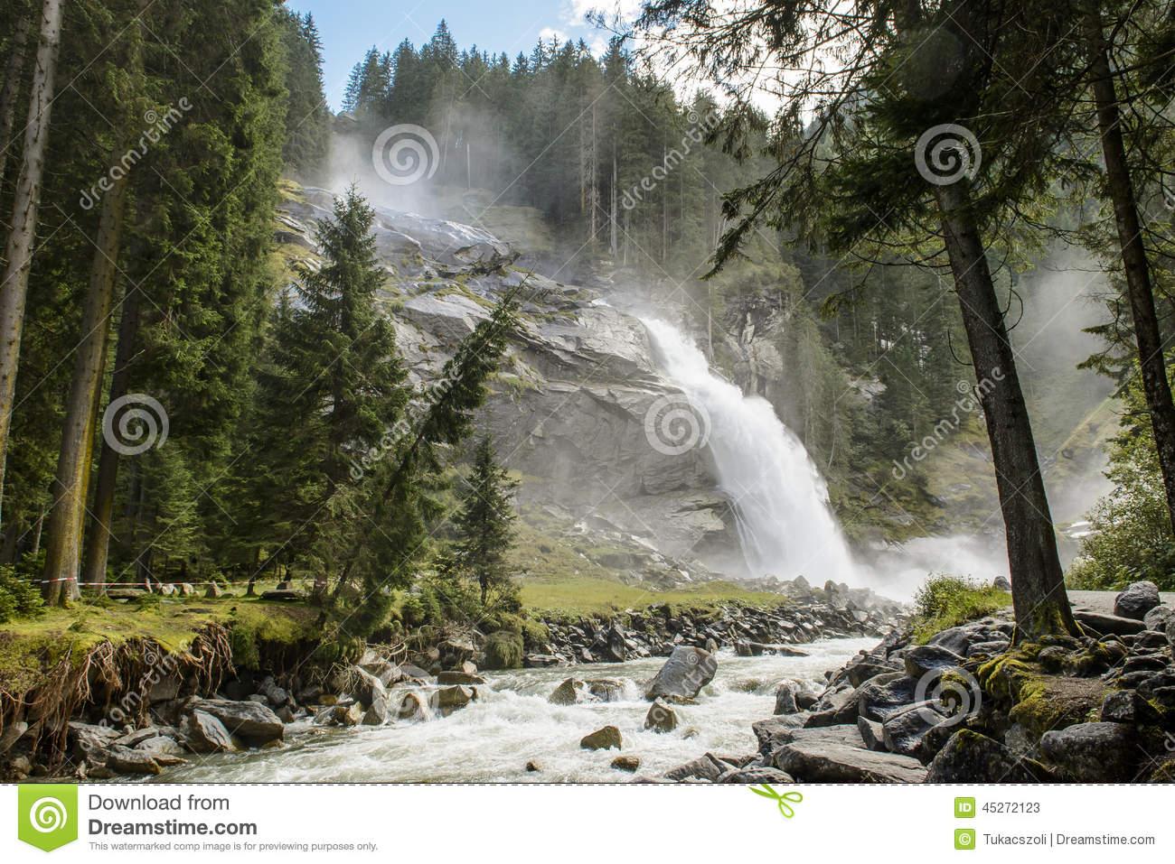 Krimml Waterfalls clipart #11, Download drawings