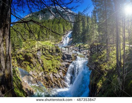 Krimml Waterfalls clipart #10, Download drawings