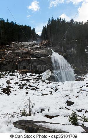 Krimml Waterfalls clipart #8, Download drawings