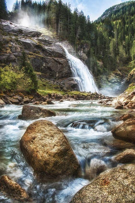 Krimml Waterfalls clipart #4, Download drawings