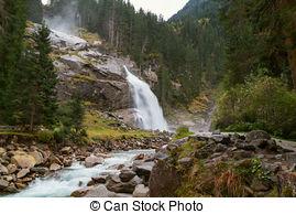 Krimml Waterfalls clipart #19, Download drawings