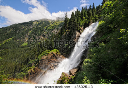 Krimml Waterfalls clipart #13, Download drawings