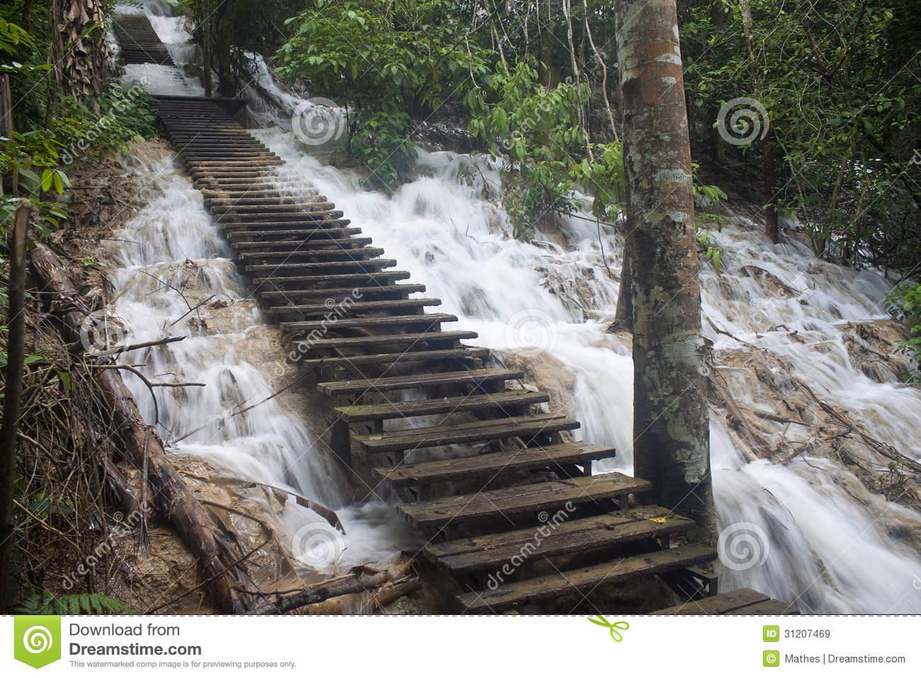 Kuang Si Waterfall clipart #11, Download drawings