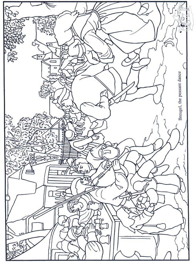 Kunst coloring #3, Download drawings