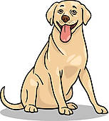 Labrador clipart #7, Download drawings