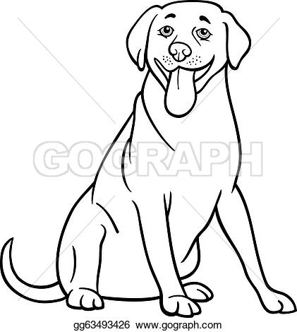 Labrador Retriever clipart #11, Download drawings