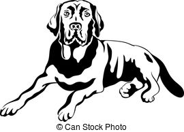 Labrador Retriever clipart #17, Download drawings