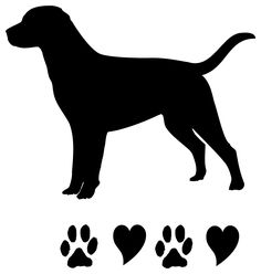 Labrador clipart #14, Download drawings