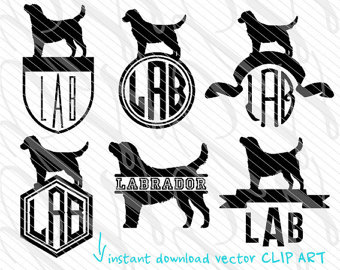 Labrador svg #10, Download drawings