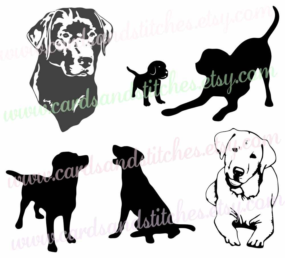 Labrador svg #17, Download drawings