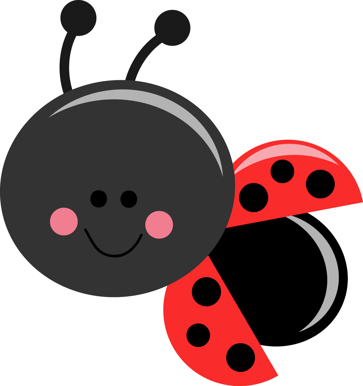 Ladybug clipart #13, Download drawings