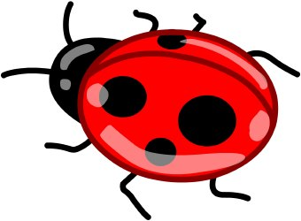 Ladybug clipart #6, Download drawings