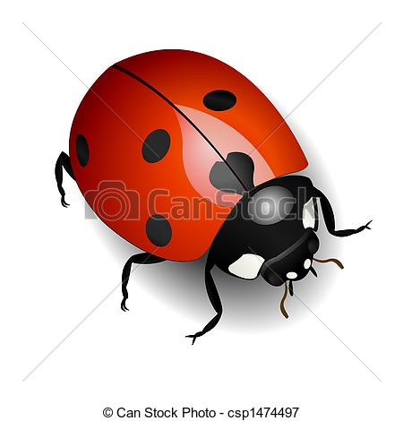 Ladybug clipart #5, Download drawings