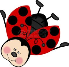 Ladybug clipart #2, Download drawings