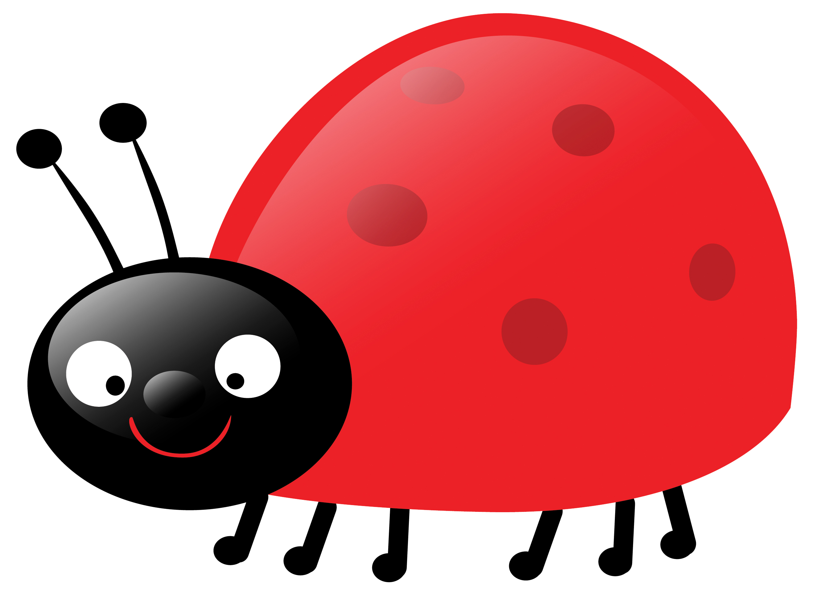 Ladybug clipart #3, Download drawings