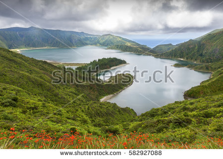 Lagoa Do Fogo clipart #11, Download drawings