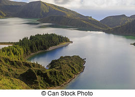 Lagoa Do Fogo clipart #10, Download drawings