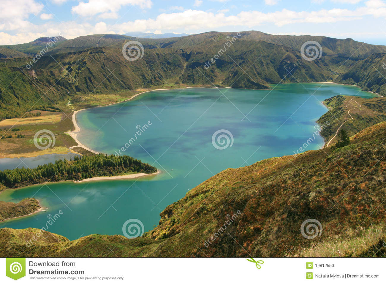 Lagoa Do Fogo clipart #6, Download drawings