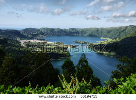 Lagoa Do Fogo clipart #4, Download drawings