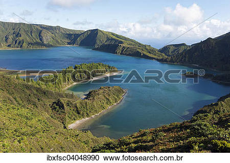 Lagoa Do Fogo clipart #18, Download drawings