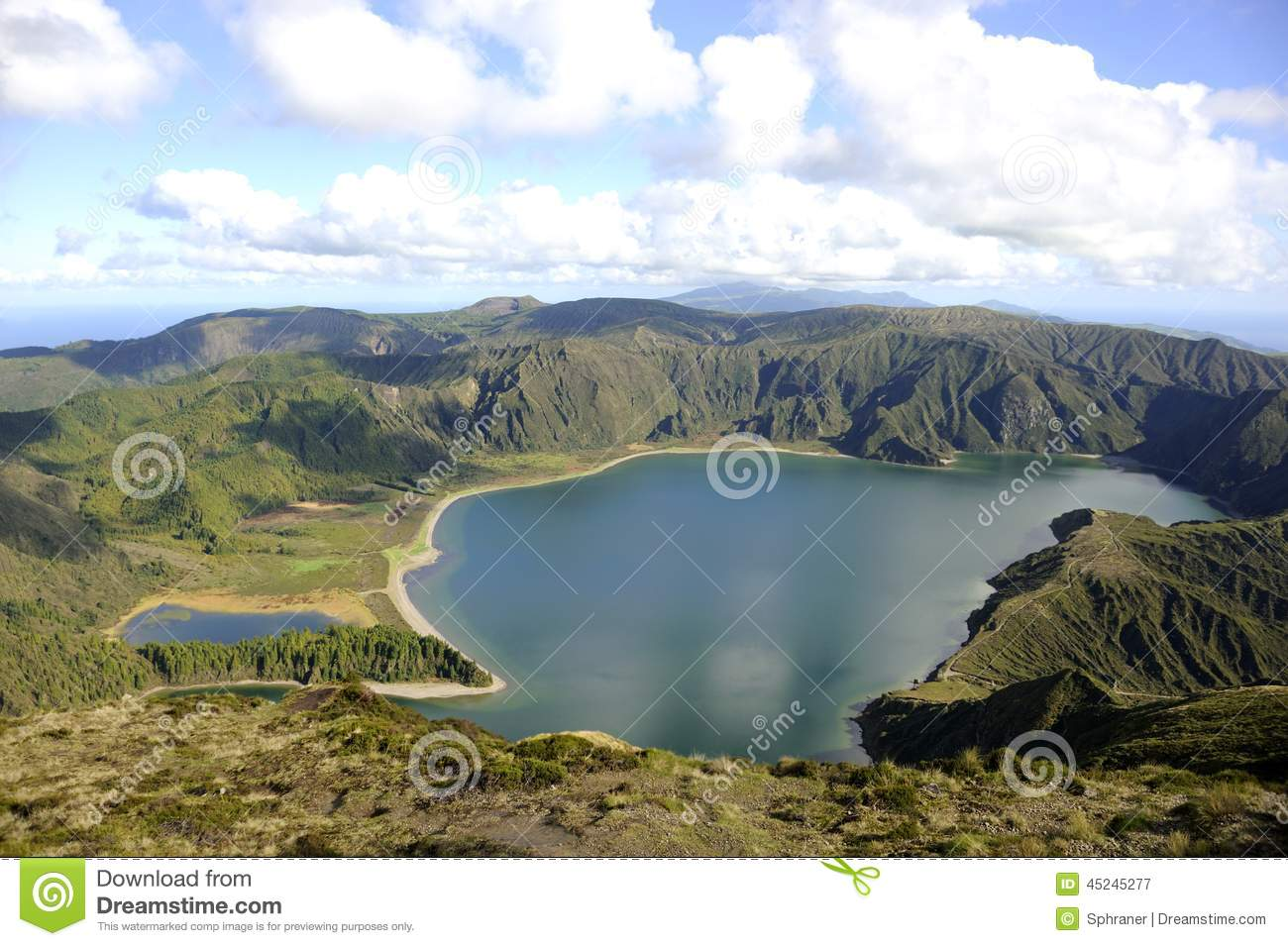 Lagoa Do Fogo clipart #15, Download drawings