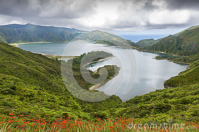 Lagoa Do Fogo clipart #13, Download drawings