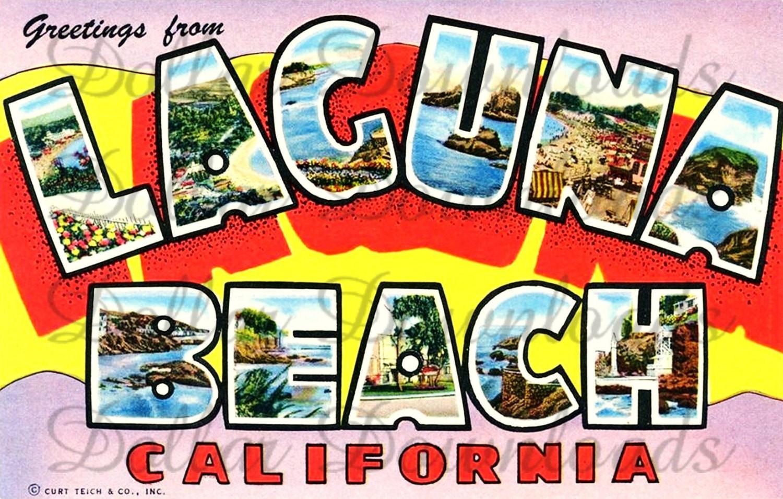 Laguna Beach clipart #17, Download drawings
