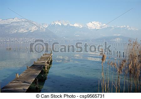 Lake Annecy clipart #3, Download drawings