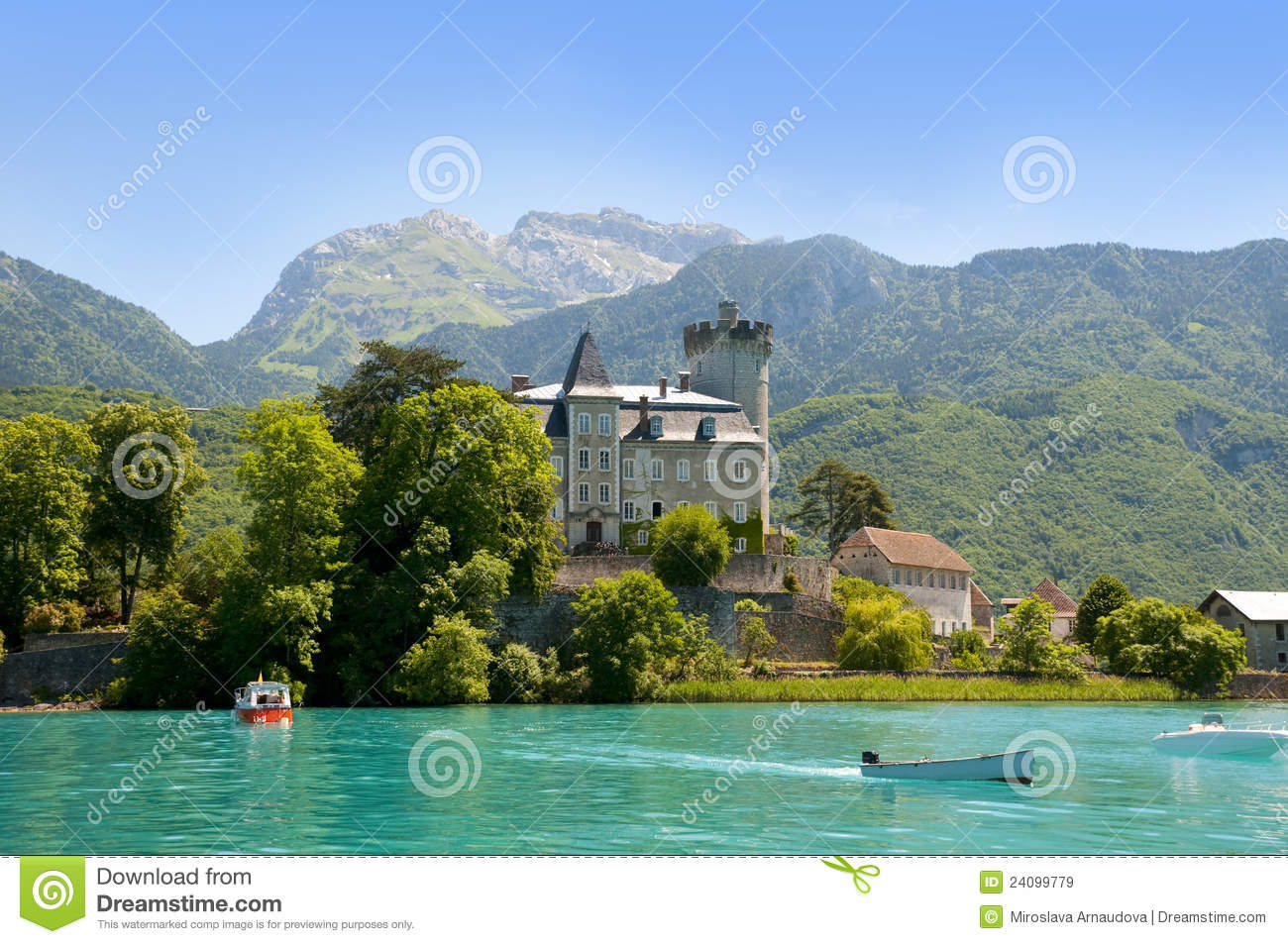 Lake Annecy clipart #10, Download drawings