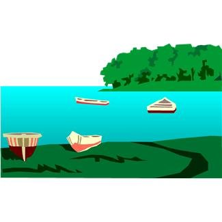 Lake clipart #5, Download drawings