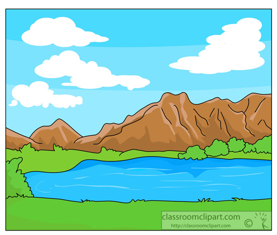 Lake clipart #15, Download drawings