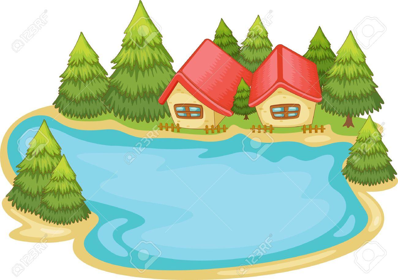 Lake clipart #16, Download drawings