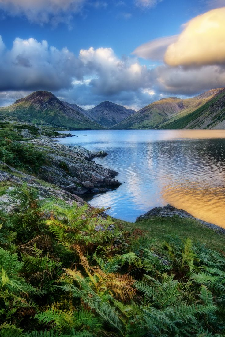 Lake District (UK) clipart #2, Download drawings